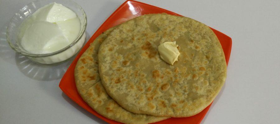 Aloo Paratha Image 1