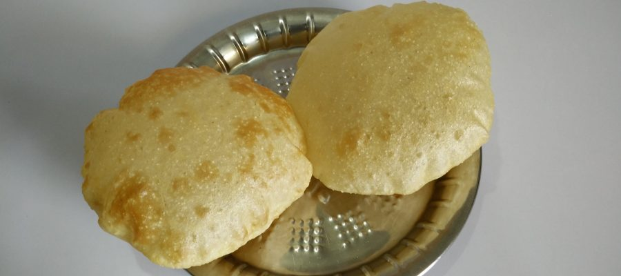 Bhature recipe image 1