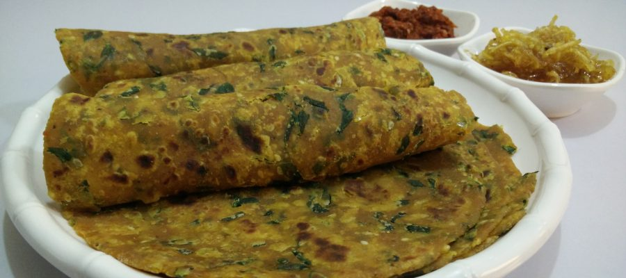 Methi Thepla Recipe Image 2