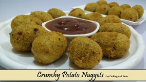 Crunchy Potato Nuggets