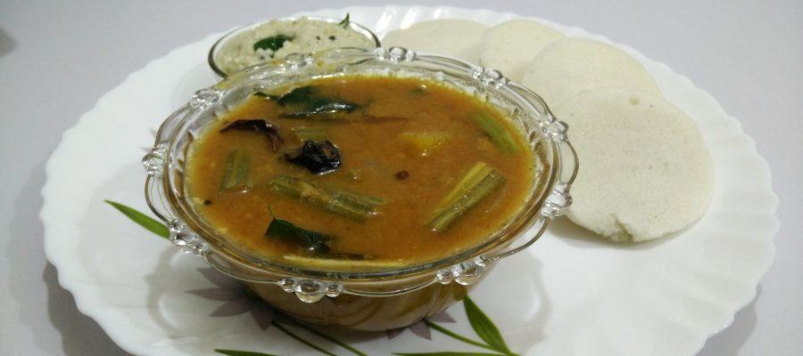 Traditional Sambar Recipe