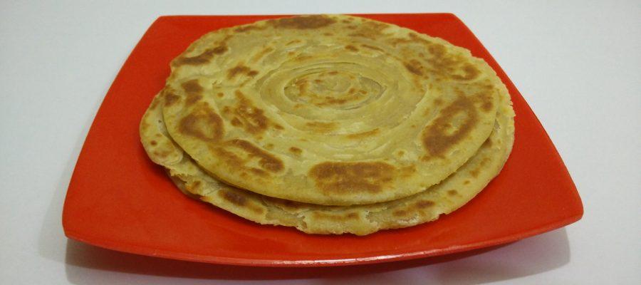 Lachha Paratha Multilayered Paratha Recipe