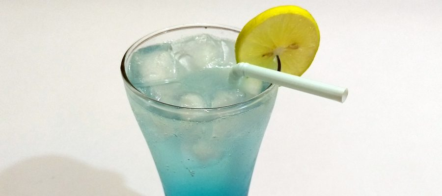 Blue Lagoon Mocktail By Cooking With Smita Refreshing