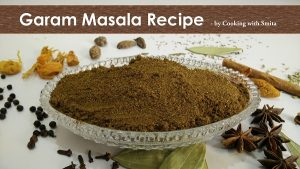 Garam Masala Powder - Indian Spice Mix