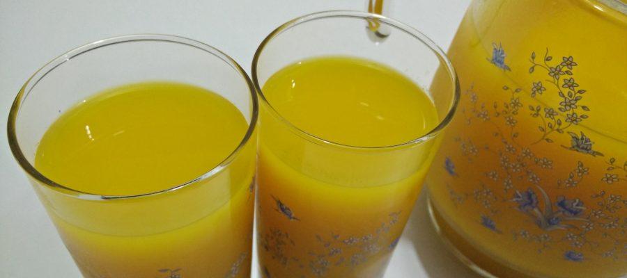 Homemade Mango Frooti Recipe