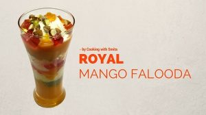 Royal Mango Falooda Recipe