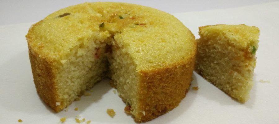 Eggless Semolina Cake Recipe In Microwave