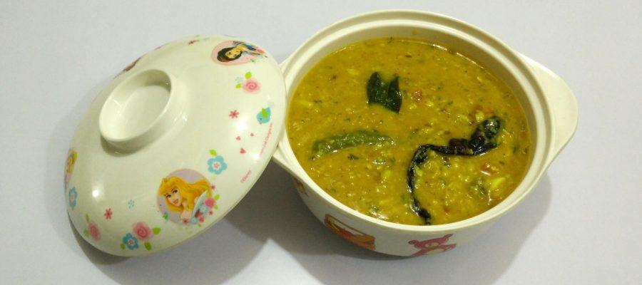 Panchmel Dal - Panchratna Dal Recipe