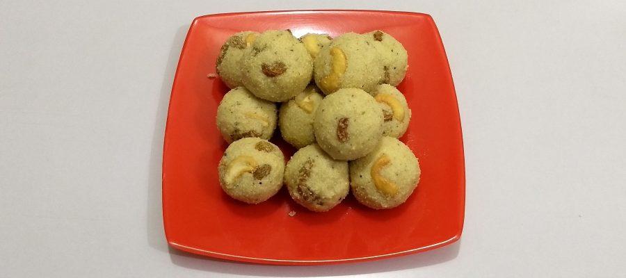 Rava Laddu Recipe - Diwali Sweets