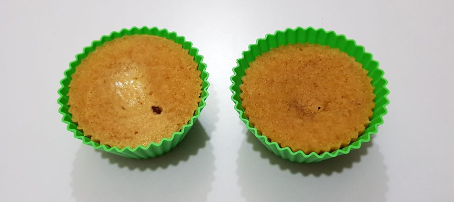 Instant Parle G Lava Cake by Cooking with Smita