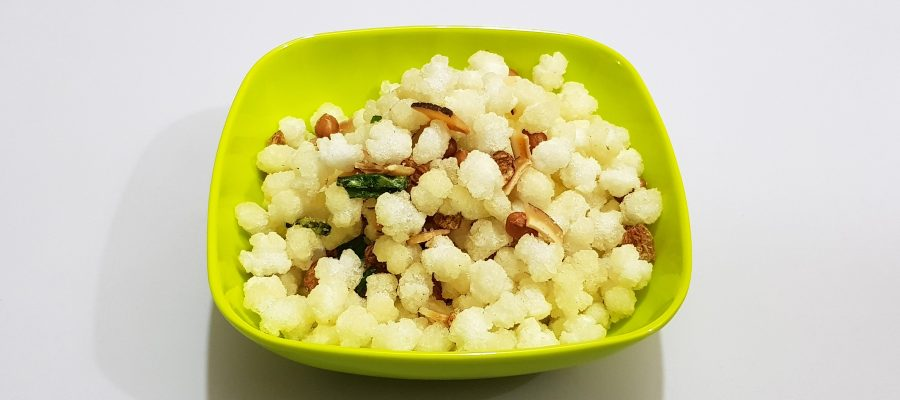 Farali Sabudana Chivda by Cooking with Smita