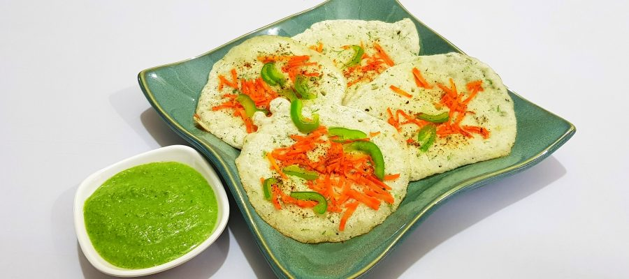 Instant Farali Uthappa Recipe by Cooking with Smita