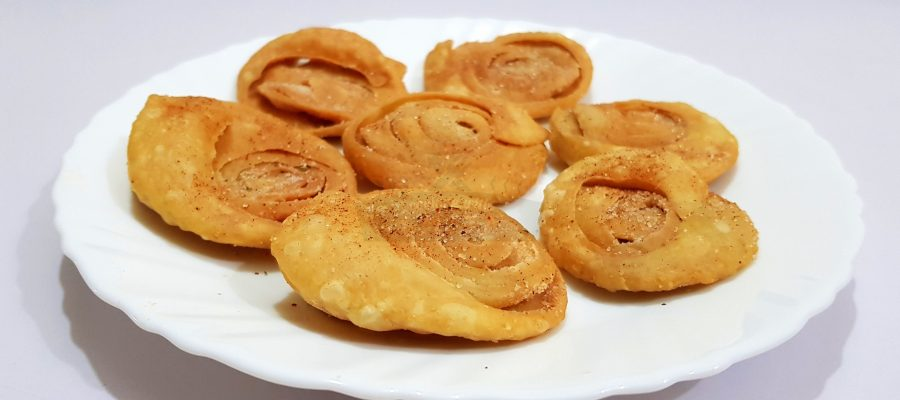 Farsi Puri Diwali Namkeen by Cooking with Smita