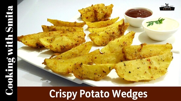 Crispy Potato Wedges Thumbnail