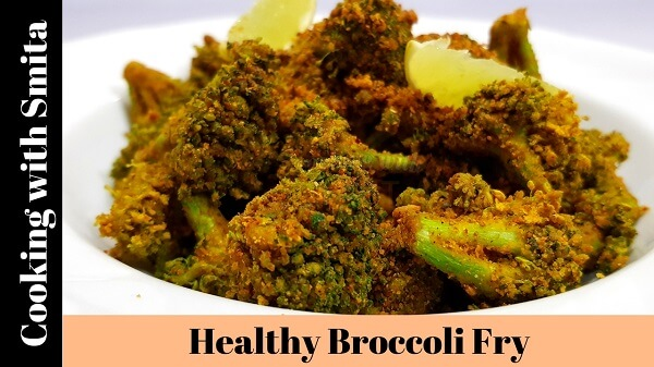 Healthy Broccoli Fry