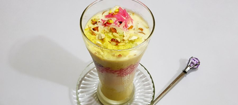 Kulfi Falooda Recipe by Cooking with Smita